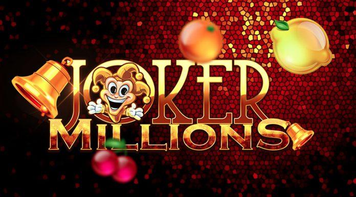 Joker Millions logo